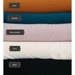 Tissu Sherpa - coloris au choix - x10cm