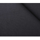 Tissu cotonnade unie - gris fonce x10cm