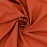 Tissu cotonnade unie - vert mousse x10cm