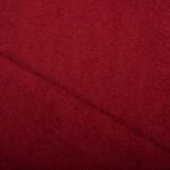Tissu éponge - bordeaux - x10cm