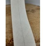 Biais coton - 3 cm - Blanc cassé