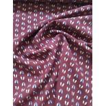 Viscose - Eiwe purple- x 10cm