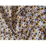 Tissu cretonne - Carlota - x10cm